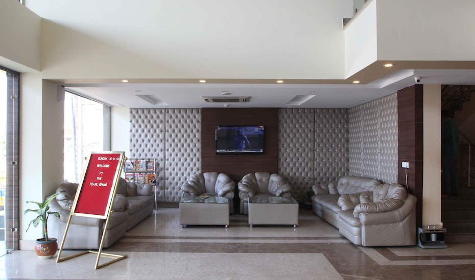 The Pearl Grand, Saharanpur Road,