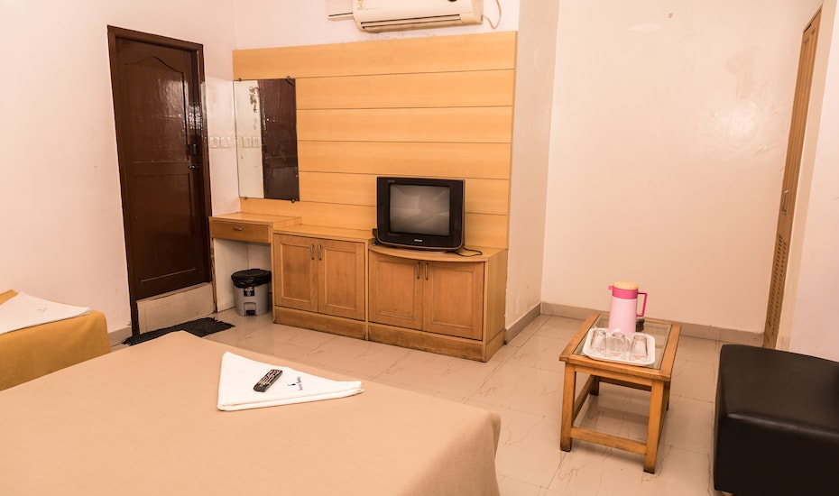 Samudra Residency,Behind Chennai central railway station, Central Railway Station,
