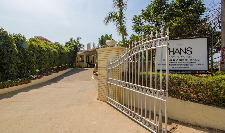 The Hans Coco Palms, Swargadwar,