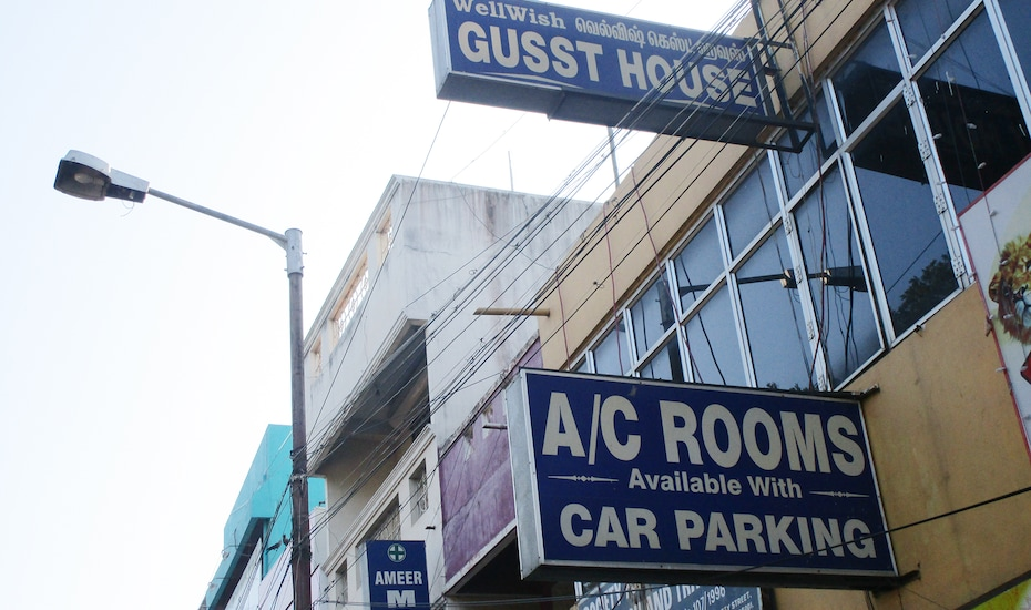 Well Wish Guest House, Anna Salai,