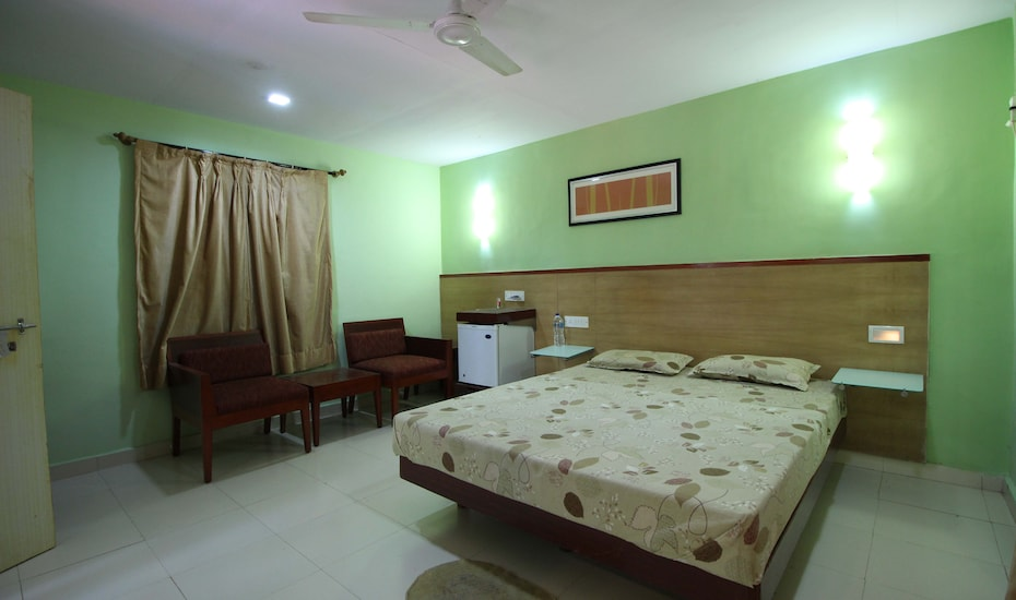 C cube Resorts, Gorai,