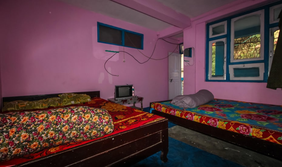 Hotel Mount View, Gandhi Road,