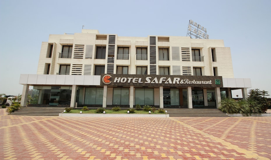 Hotel Safar Palace & Guest House, Sardar Patel Ring Road,
