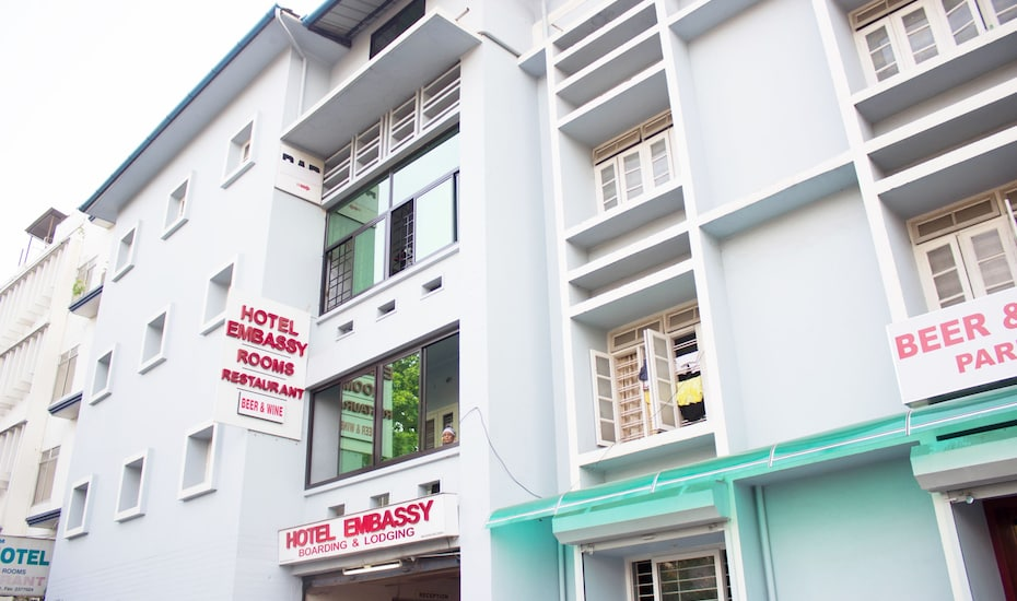 Hotel Embassy, Ernakulam South Junction,