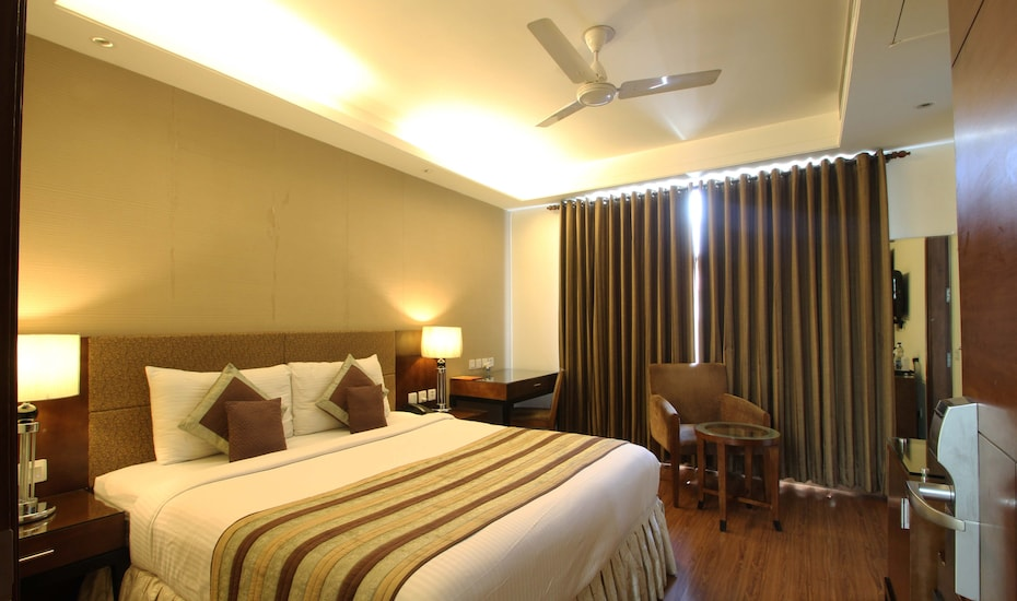 Alpina Hotels & Suites, Greater Kailash,