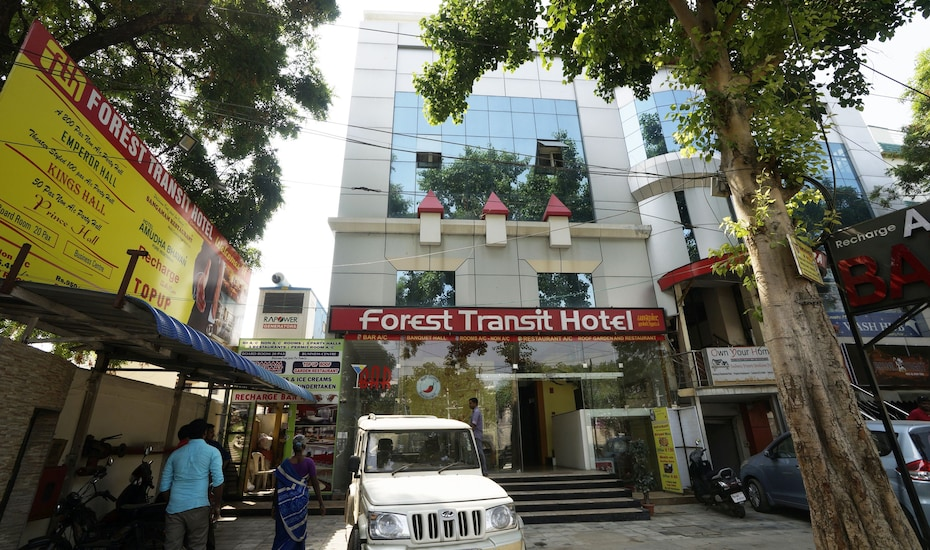 Forest Transit Hotel, none,