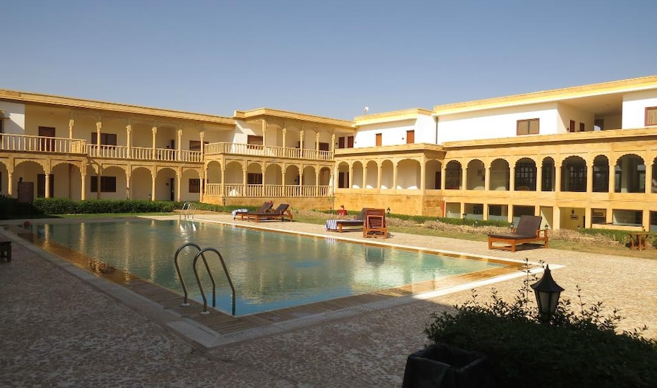 Club Mahindra Jaisalmer, New Civil Airport Road,
