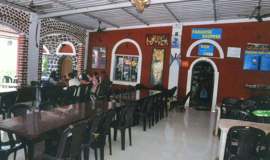 Cafe Paradise Resort, ,