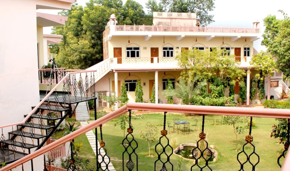 Raj Palace Resort, Ranthambhore Road,