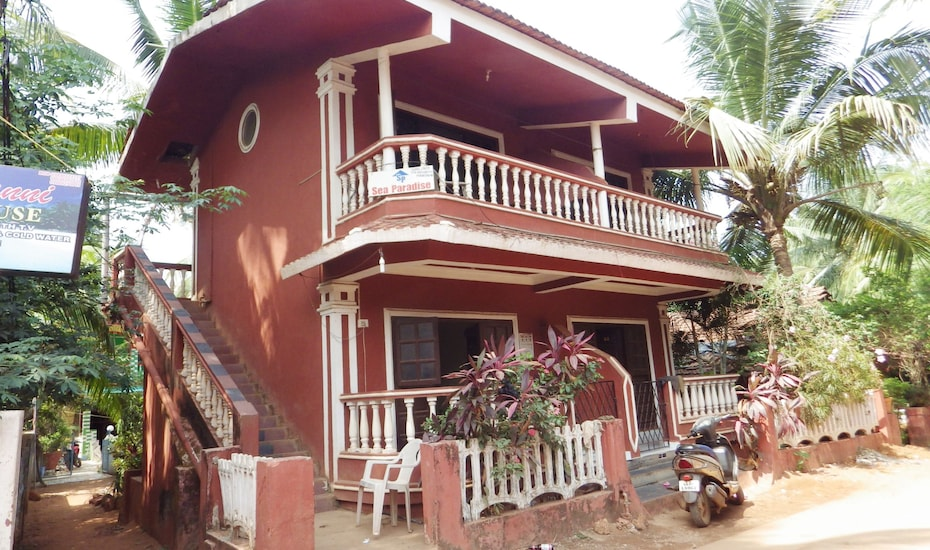 TG Stays Maddo Vaddo, Calangute,