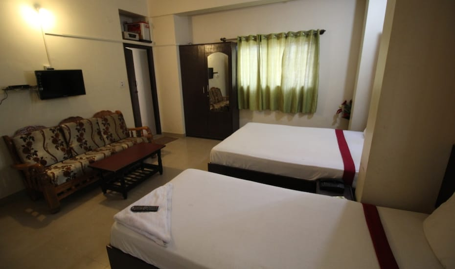 Moon Suites apartments, HSR Layout,