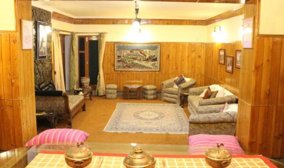 The Cottage Nigeen, Mirza bagh,
