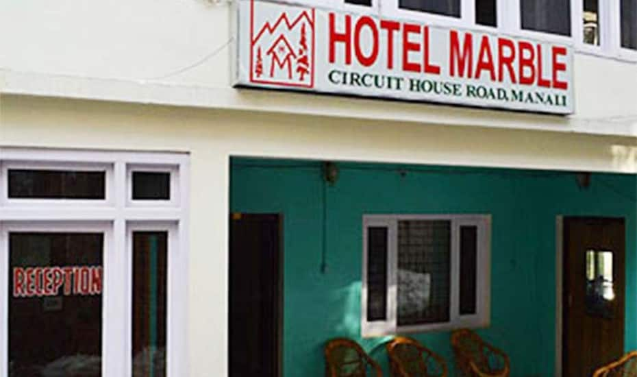 Hotel Marble, Circuit House Road,