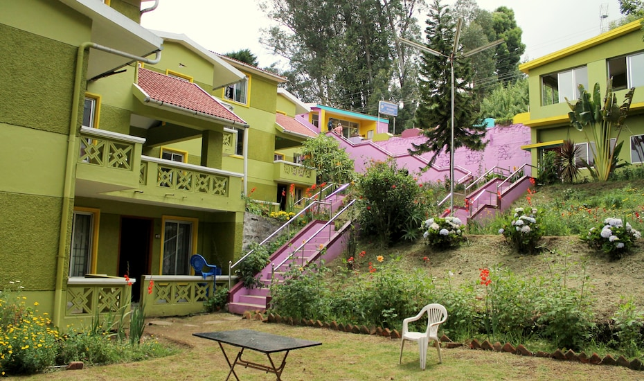 Hotel Mookambigai Residency, Lake Road,