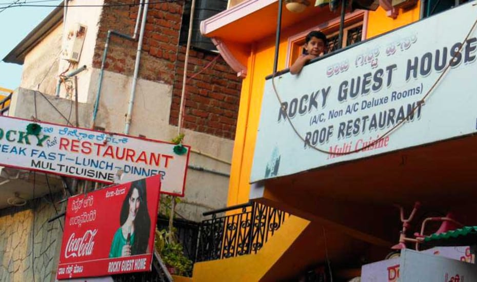 Rocky Guest House, ,