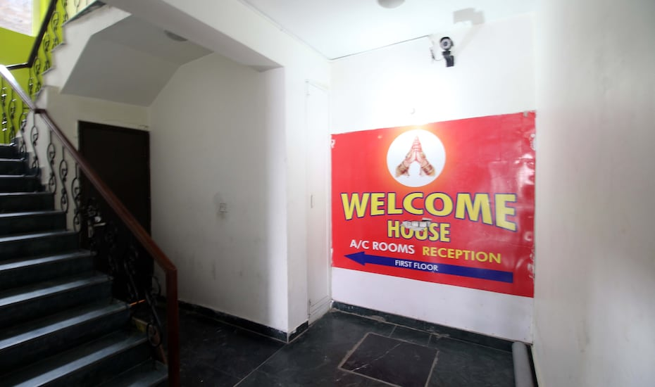 Welcome House, none,