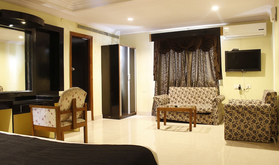 Hotel Marjan International, Nampally,