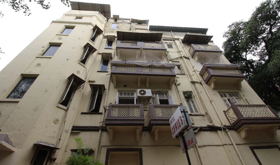 Hotel Cowie's, Colaba,