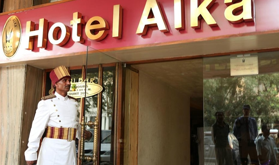 Hotel Alka Premier, Connaught Place,