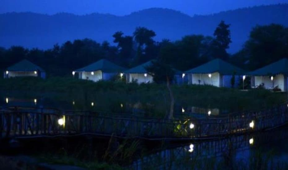 Vanaashrya Camping Resort, none,