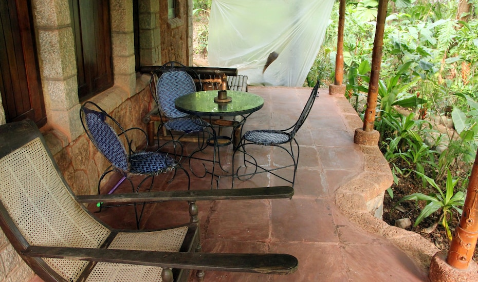 Bhakti Kutir Huts & Cottages, Palolem,