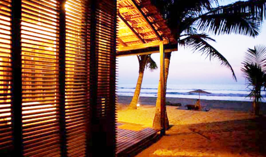 Dun Hill Beach Resort, Canacona,