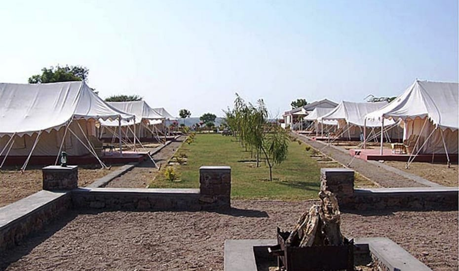 Bhadrawati Royal Camps, ,