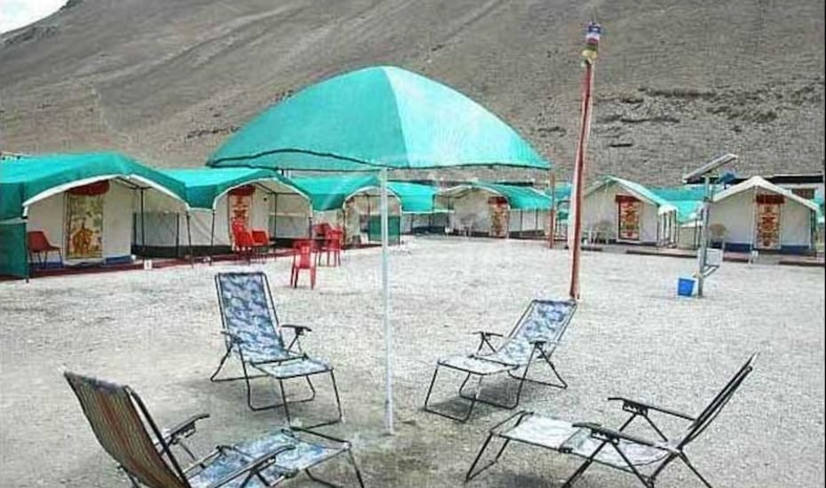 Pangong Retreat Camp, ,
