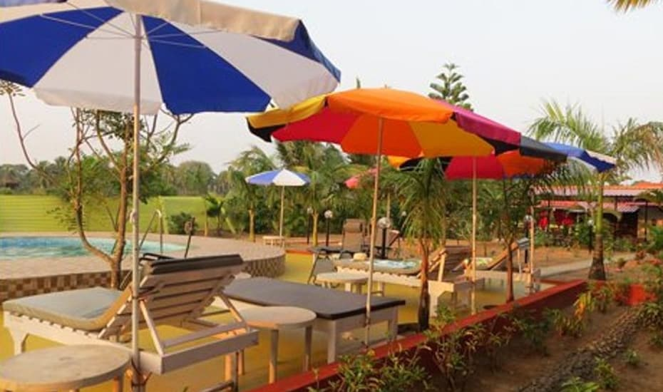 Morjim Breeze Resort, Mandrem,
