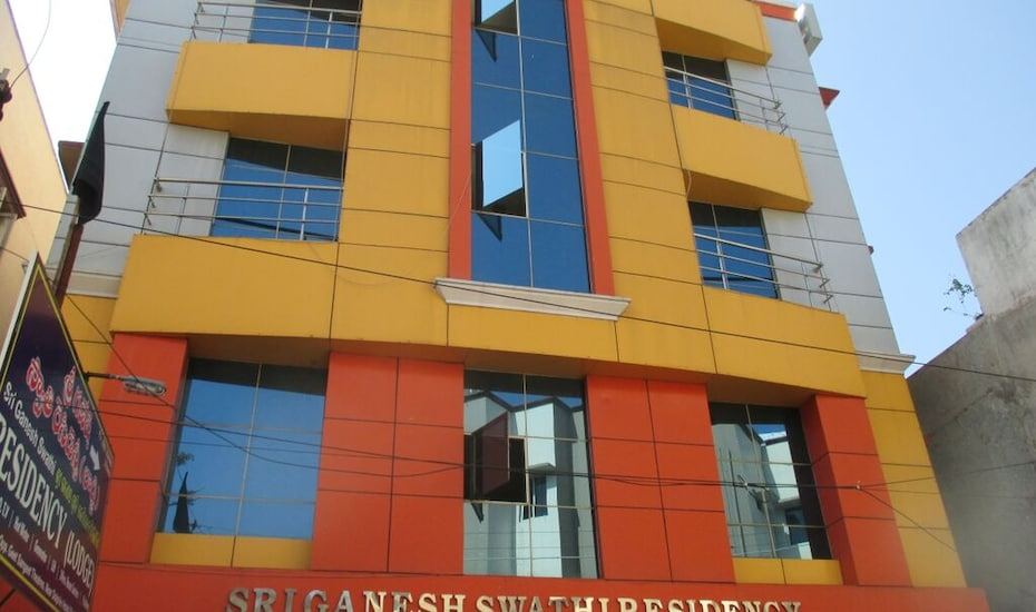 Sri Ganesh Swathi Residency, none,