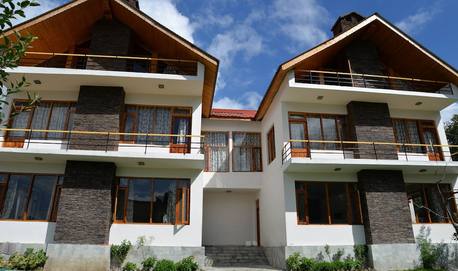 Mount Ville Cottages & Resorts, Rohtang Road,