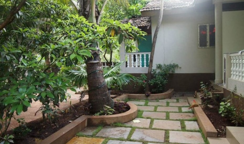 Selwyen Guest House - Near German Bakery, Anjuna,