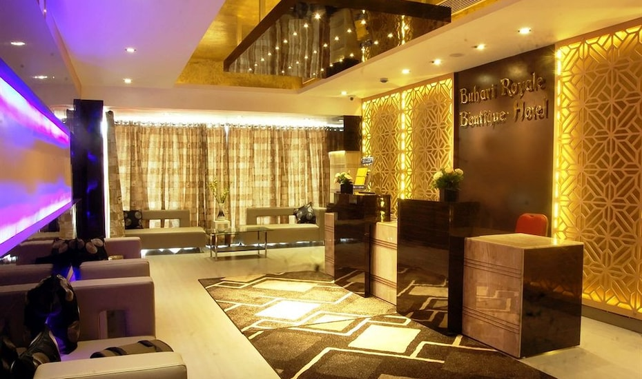 Buhari Royale Boutique Hotel, Chrompet,