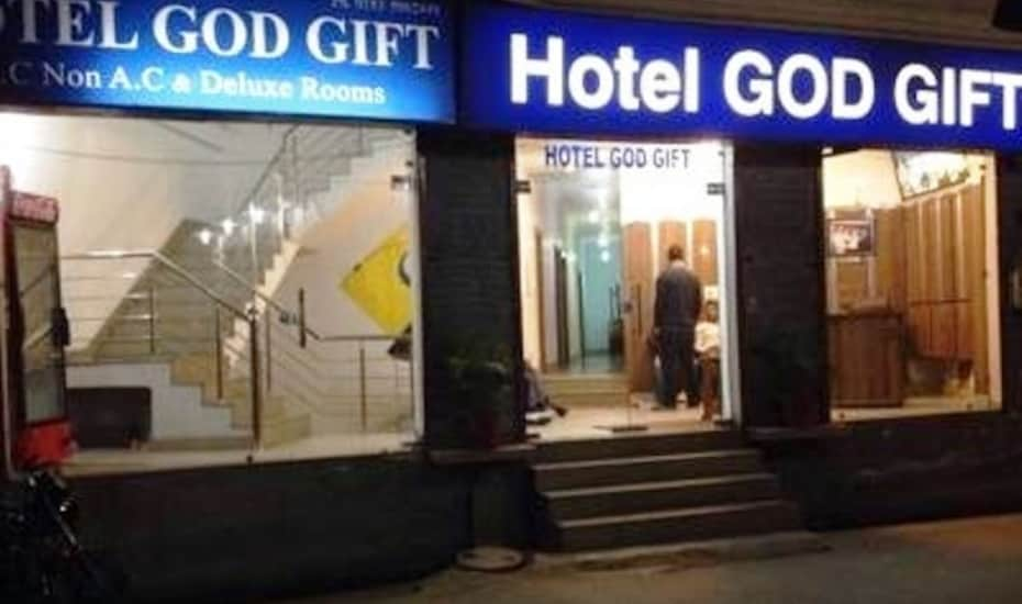 Hotel God Gift, Near Golden Temple,