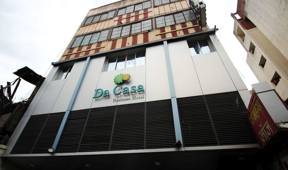 Da Casa Business Hotel, Central Pune,