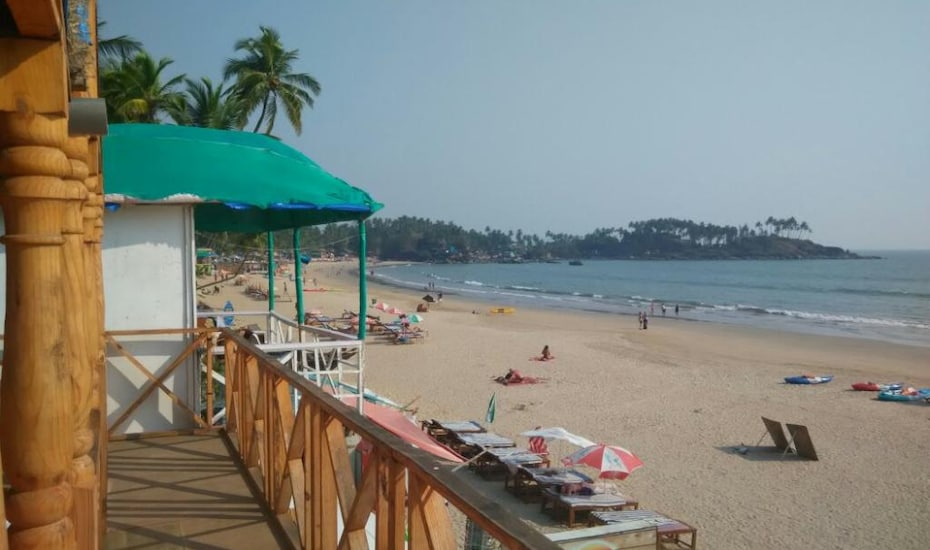 Neptune Point Beach Cottages, Palolem,
