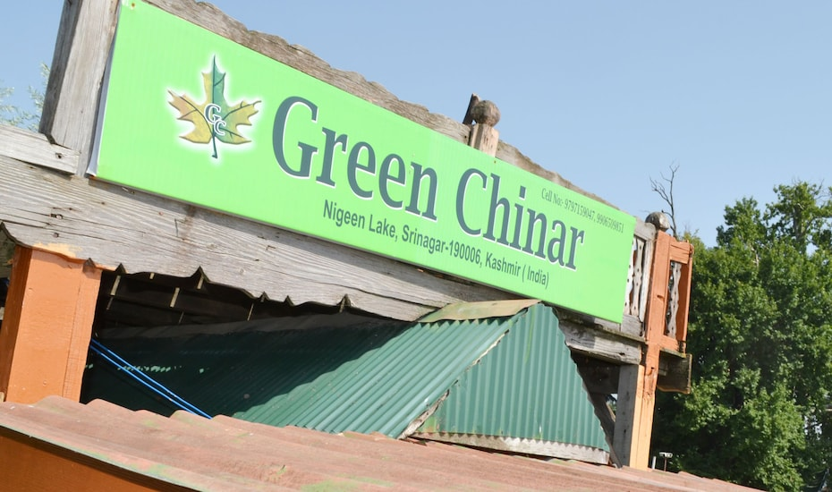 Hotel Green Chinar, none,