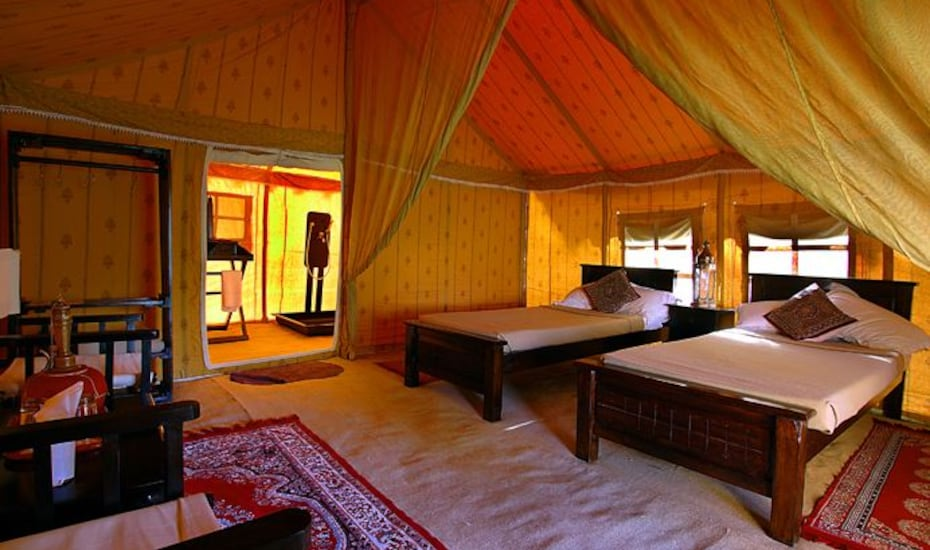 Sunset Desert Camp, ,