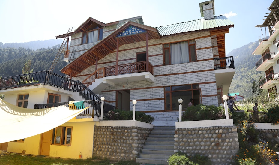 The Cedar Cottage, Kanyal Road,