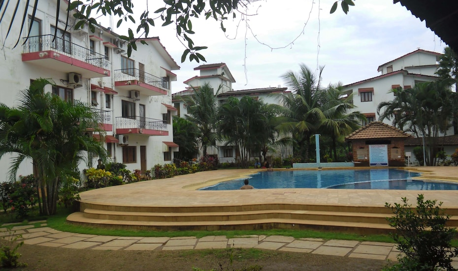 Blue Resort 2BHK, NA,