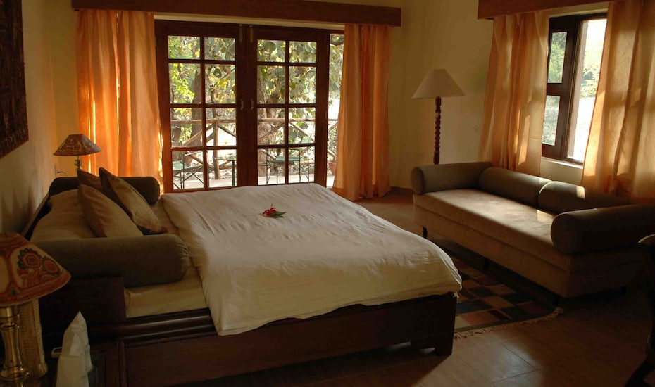 Bandhavgarh Jungle Lodge, Village Tala,