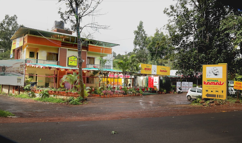 The Travellers Inn, Mahabaleshwar Panchgani Road,