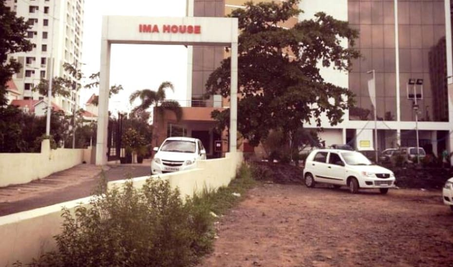 IMA House, Stadium Link Road,