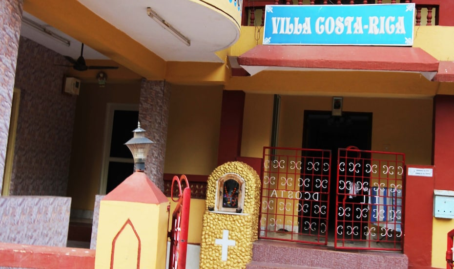 Villa Costa Rice, Candolim,