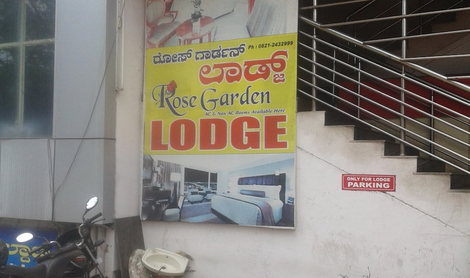 Rose Garden Lodge, none,