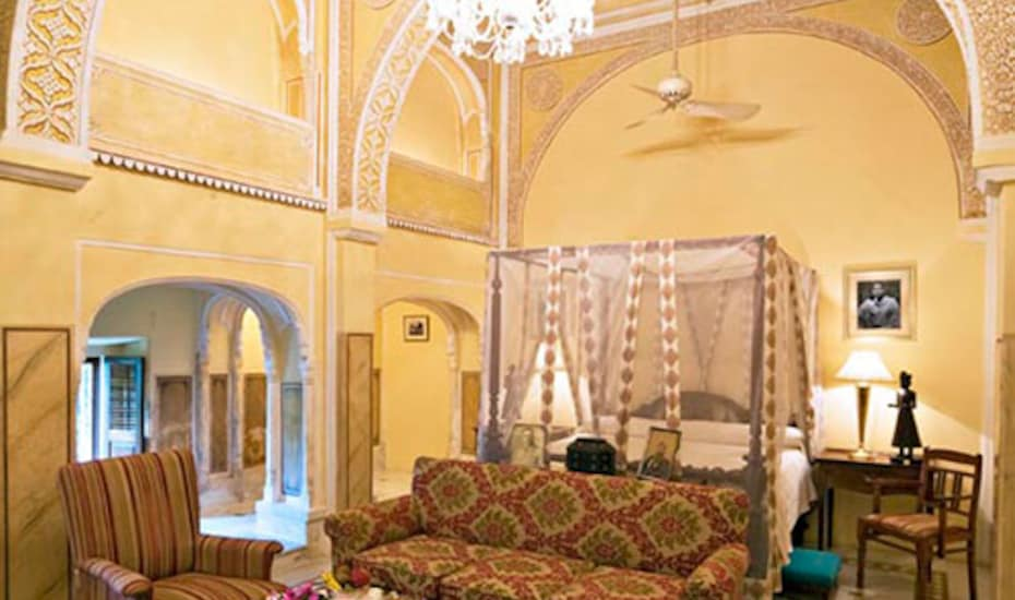 Samode Haveli, Amer Road,