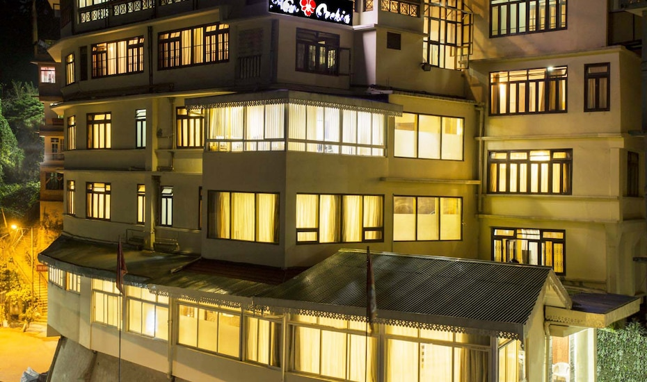 Hotel New Orchid, Development Area,