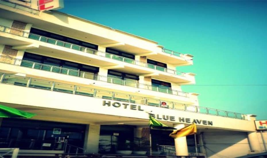 Hotel Blue Heaven, none,