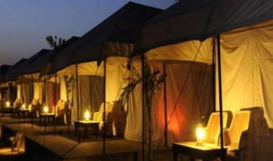 Jungle Cave Resort, Ranthambhore Road,