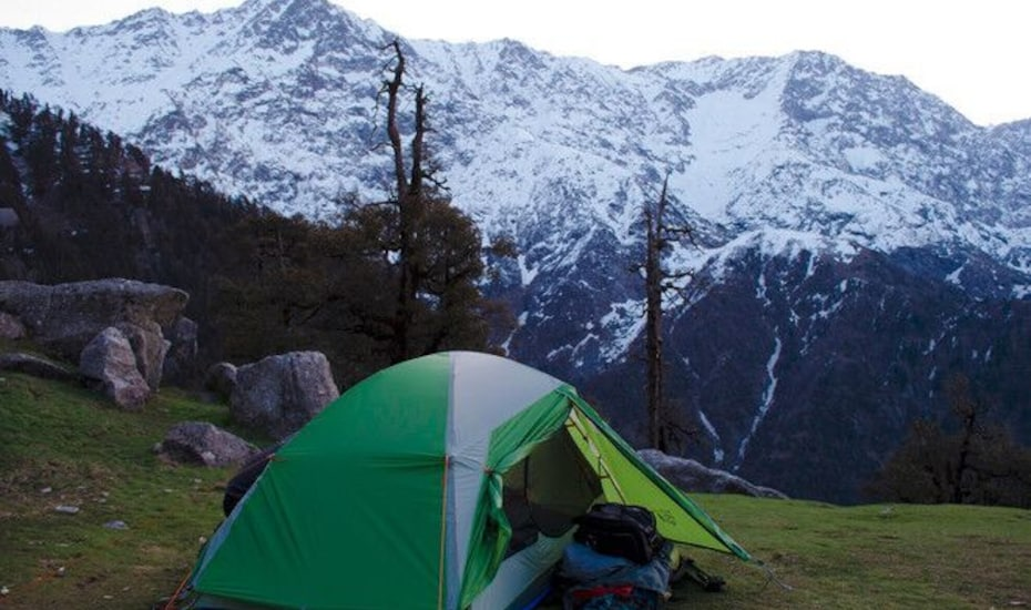 Trek To Triund Camp, none,